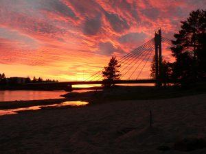a-rovaniemi-sunset