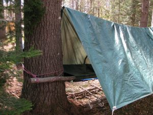 pole-tarp-and-rope-shelter